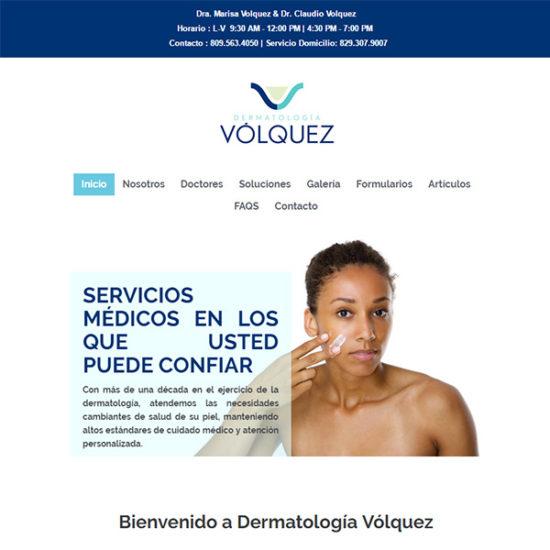 Search Engine Optimization | Dermatología Vólquez