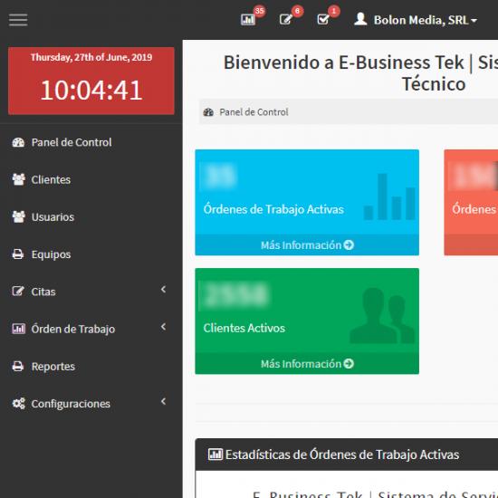 Web Design & Development | e-Business Tek